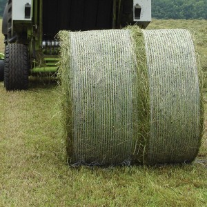 Net Wrap Splitting on bale