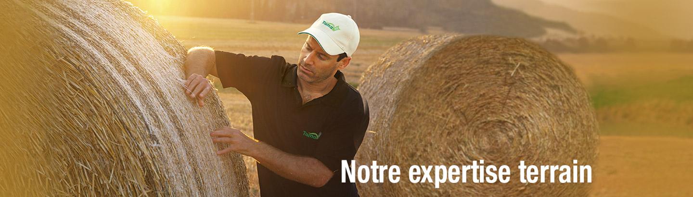 Notre expertise terrain