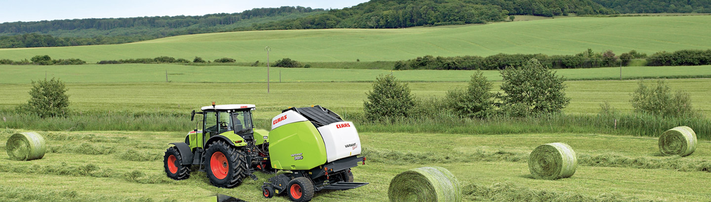 CLAAS Rollatex Pro