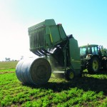 John Deere B-Wrap™ for hay, Silage and straw