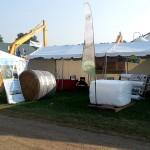 Woodstock Ontario Tama Canada booth