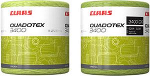 CLAAS Quadotex 3400, 3400CX