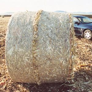 Net Wrap Splitting on bale