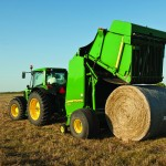 Wrapping Bales - John Deere B-Wrap™