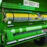 John Deere B-Wrap® | Barn Quality Hay | Tama Canada Ltd