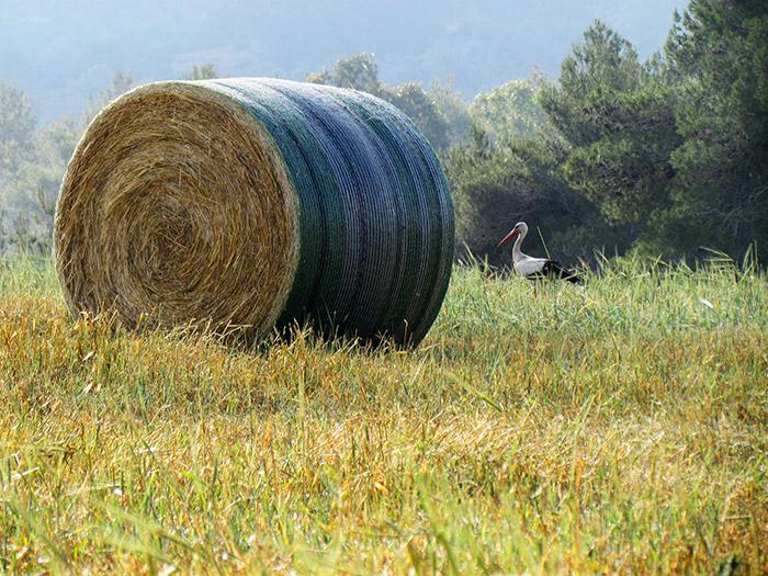John Deere B-Wrap™ in the field