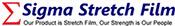 Sigma Stretch film Logo