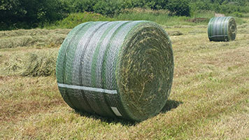 Perfect B-Wrap® bales